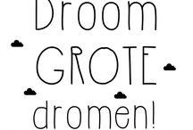 Inspirerende quotes / www.mefrouw.nl