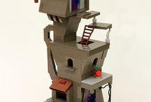 Lego / by Melanie Z