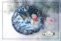 Новый год и Рождество New year and Christmas / New year and Christmas