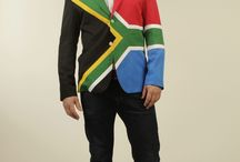 South African Flag items