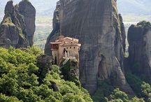 Ορθόδοξα μοναστήρια - Orthodox monasteries
