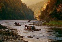 Spływ Dunajcem / Spływ przełomem Dunajca, Dunajec, Sromowce, Szczawnica, Krościenko nad Dunajcem, turystyka, pieniny, podhale, górale, widoki, Trzy Korony