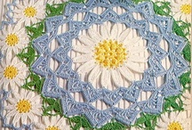 thread crochet doily / doilies and small tablecovers