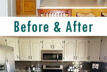 house makeover - kitchen