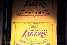 My Los Angeles Lakers / They have been my Team since the day they came to LA