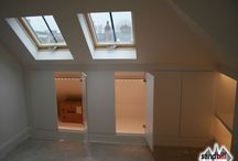 Treehouse - eaves storage