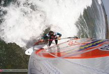 Flymount action photography / onboard action shots of windsurfers, kite boarders, racing cars, SUP and mountain bikers around the world