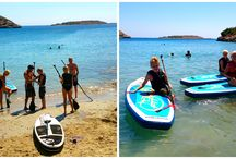 SUP Summer 2014 / Stand up paddling is all about fun, fitness, vacations, exploring new destinations, hitting the waves or just being idle! Check our photos from summer '14 and join the fun!