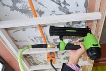 Using Nail Gun in your Home