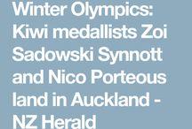 NZ Olypmpians