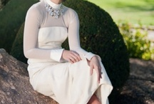 To Die For Wedding Dresses / Fashion-forward, classic & modern wedding dresses! Who wouldn't want to wear these?