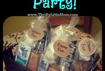 fire pit party pack