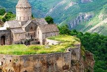 Exploring Armenia / What to see and tips for your trip to Armenia