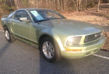 2006 Ford Mustang V6 Deluxe Coupe Durham