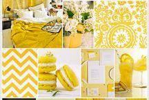 // Wedding Colour Inspiration //