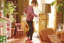 Star Cleaning Hacks / Housework smarter, not harder!