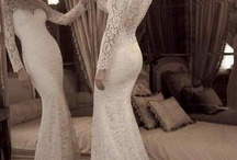 Wedding dresses / Inspiration board