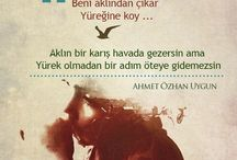 #ahmetözhanuygun / Edebiyat