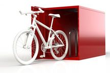 Bicycle lockers / bicycle lockers to lock your bike in
