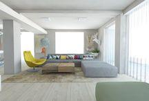 My Interior Works / by Mihaela Cetanas Interior Design
