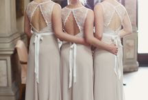 Wedding bridesmaid dresses/bachelorette
