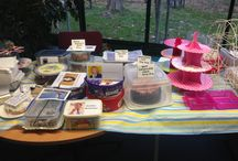 CAKEFACE / Charity cake sale