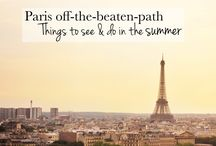 Things to see and do in Europe