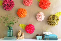 Spring Home Decoration Ideas / Spring Indoor and Outdoor Decoration Ideas for Your Home