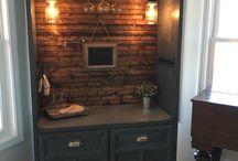 Renovation cabinets