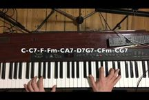 Christian Fuchs: Piano; Blues Tutorials