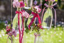 Przyjęcie w ogrodzie pomysly