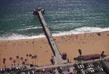 Manhattan BeachCA / Ahh to live and work in Manhattan Beach.  This coastal town has it all.