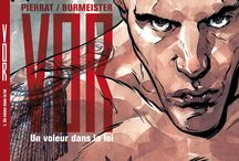 Comics and Graphic Novels / Comics and Graphic Novels
