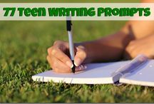 Writing prompts that I may or may not get too