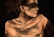 Cuerpo Pintado 16 / Maquillaje Tania Roitman