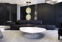 European sleek Interior design
