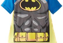 DC Comic Baby Clothes