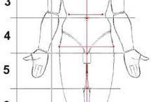 Anatomía artística hombres