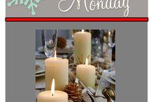 Challenge - Merry Monday