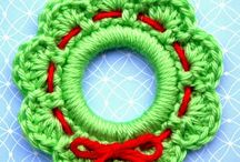 christmas crochet patterns free