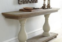 quirky hall tables