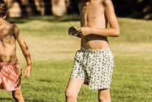 Swimwear for Boys / Coco Au Lait´s Swimming Trunks for Boys. Tons of different prints. Ages 3 months-12 years. Shop online at www.cocoaulait.com