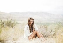 Shooting Inspiration - Summer Portraits