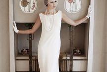 Art Deco Wedding Inspiration / Art Deco and 1920's style wedding inspiration