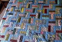 fence rail quilts