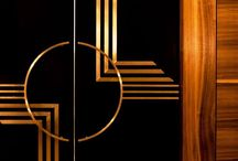 puertas art deco