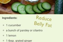 Recipe for flat belly