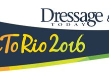 #USARidesToRio2016 / Practical Horseman and Dressage Today's comprehensive coverage leading up to the 2016 Rio Olympics, as well as the latest news throughout the Games. Brought to you by VitaFlex.