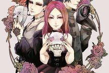 Manga, anime