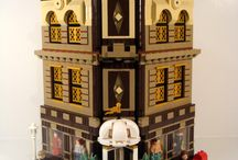 LEGOS! / Lego toys, Lego Parties, Legoland!  All kinds of ideas for the Lego lovers in your world!